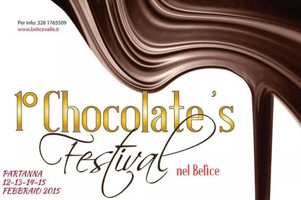 """Dal 12 al 15 febbraio a Partanna arriva la prima edizione del """"Chiocolate's Festival nel Belice"""""""