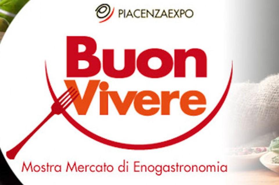 """Dal 6 all'8 marzo a Piacenza vi aspetta """"Buon Vivere- mostra mercato dei prodotti tipici di qualità"""""""
