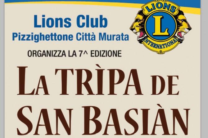 "Dal 15 al 18 gennaio a Pizzighettone vi aspetta la ""Trìpa de San Bàsian"""