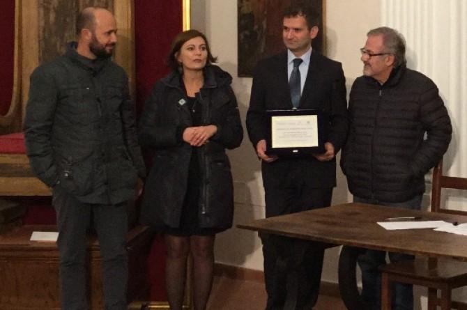 Premio Falanghina Felix assegnato al Consorzio Sannio