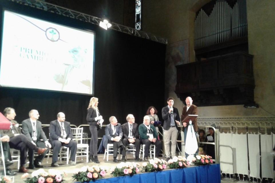 Premio Giulio Gambelli: il miglior enologo under 35 del 2015 è Francesco Versio