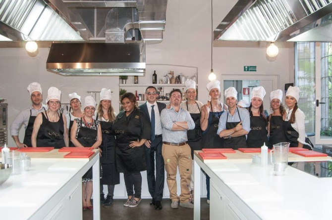 Presentati a Milano i vini Ciù Ciù fra degustazioni e cooking class