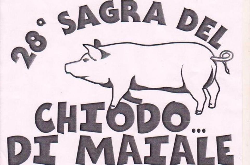 """A Quercia di Aulla il 21 e 22 febbraio vi aspetta la """"Sagra del chiodo di maiale"""""""
