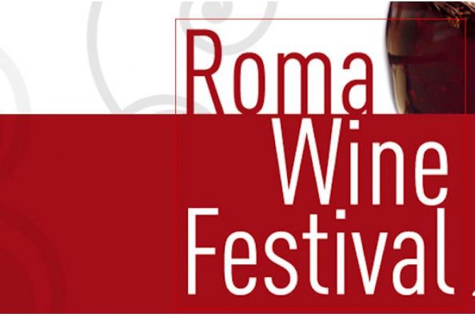 Roma Wine Festival