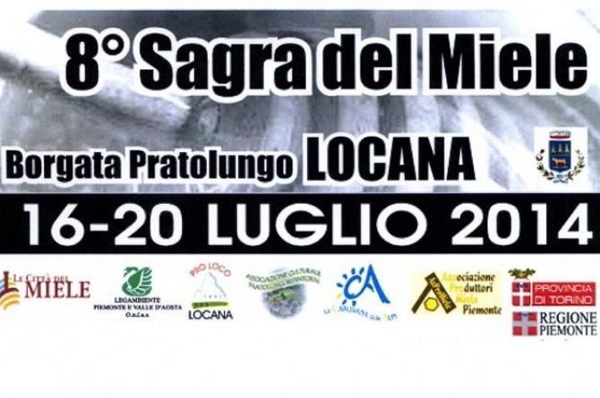 A Locana Canavese dal 16 al 20 luglio la dolcissima Sagra del Miele