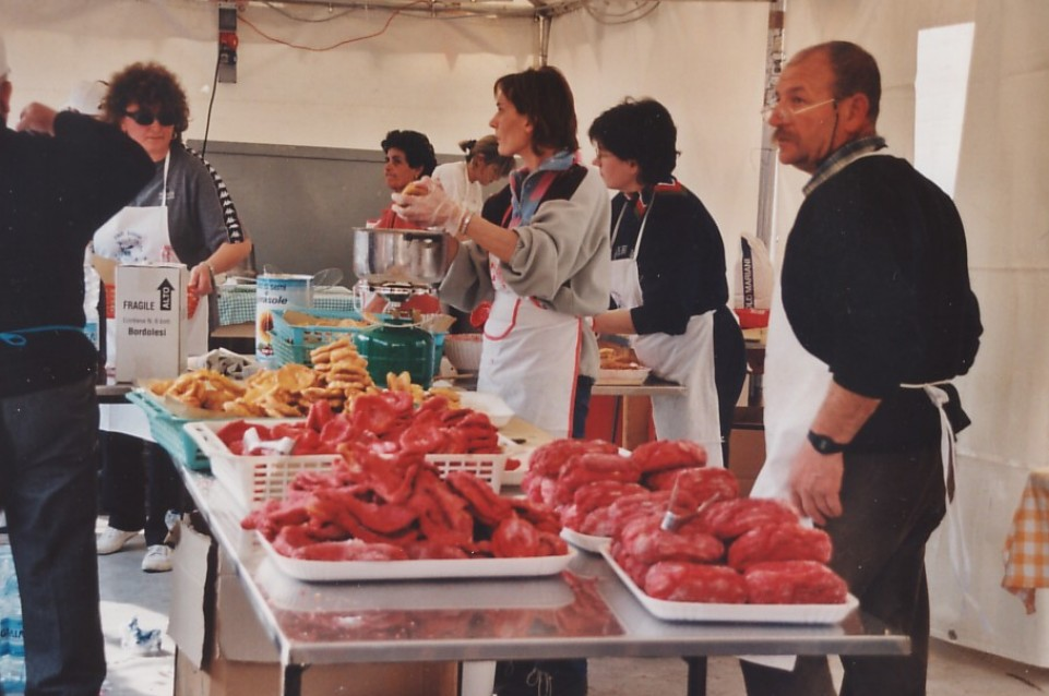 A San Lorenzo in Campo la Pasquetta ha il sapore di Castagnolo