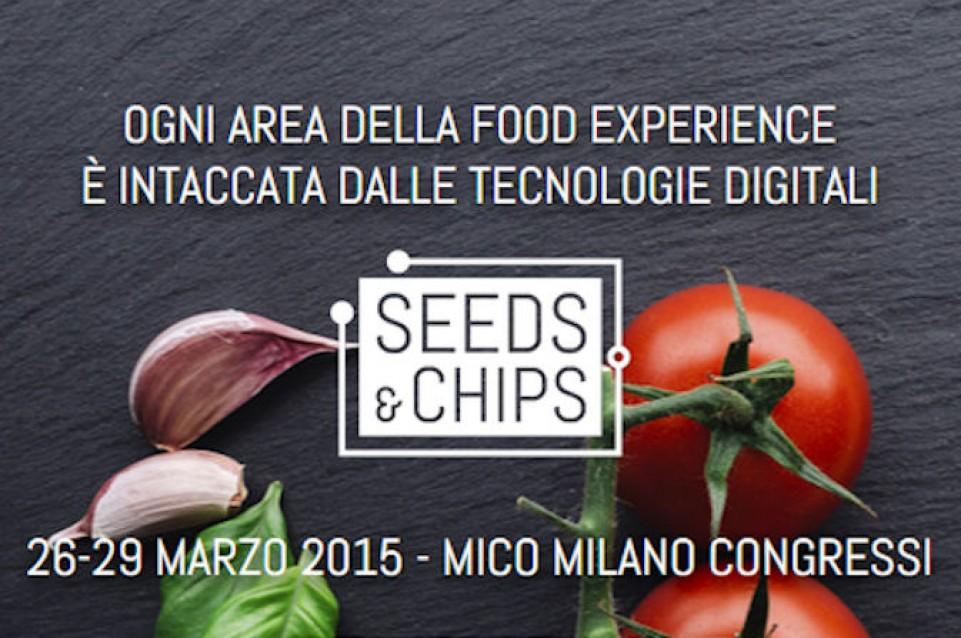 Seeds&Chips: dal 26 al 29 marzo a Milano il salone dell'innovazione digitale nella filiera enogastronomica