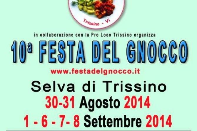 A Selva di Trissino vi aspetta la Festa del Gnocco 2014