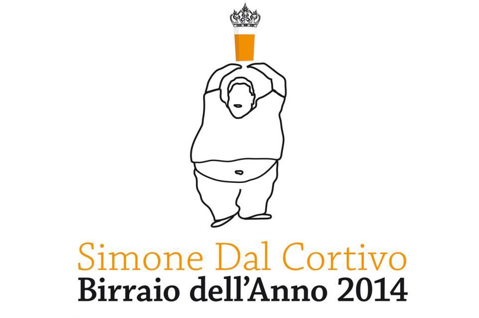"""Simone Dal Cortivo del birrificio Birrone vince il """"Birraio dell'Anno 2014"""""""