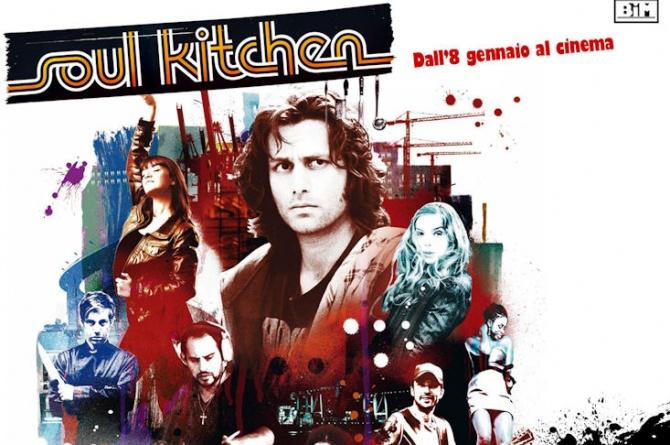 L'8 gennaio esce il film Soul Kitchen, commedia diretta da Fatih Akin