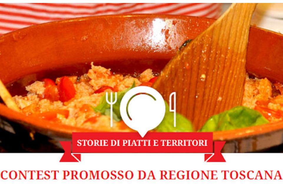 """""""Storie di piatti e territori"""": un contest per raccontare la Toscana a partire dalla tavola"""