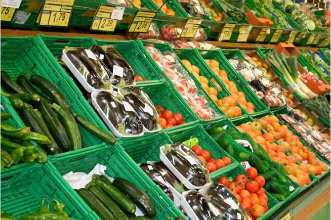 Al supermercato la salute conta più del prezzo nell'acquisto del cibo