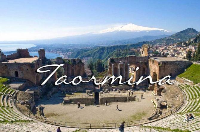 Dal 18 al 20 ottobre Taormina diventa la capitale del gusto