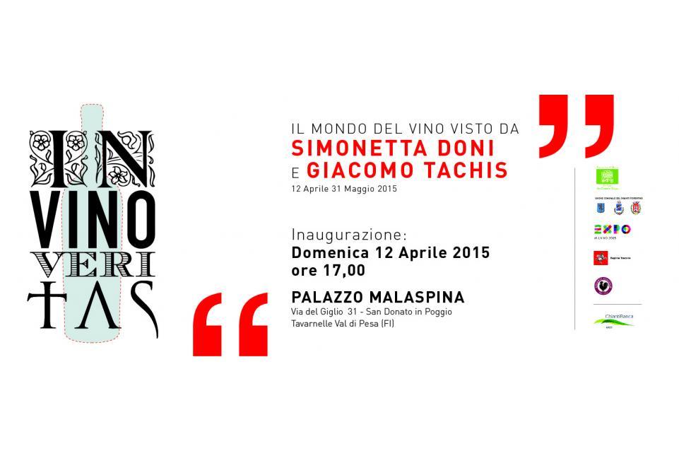 """Dal 12 aprile a 31 maggio a Tavernelle Val di Pesa arriva la mostra """"In vino veritas"""""""