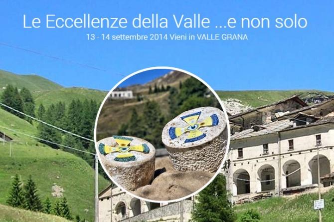 Il 13 e 14 settembre in Valle Grana vi aspetta il CastelmagnoFest