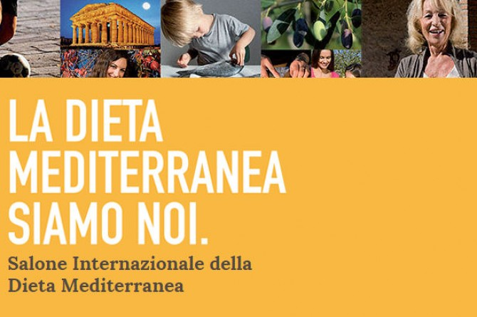 """A Vallo della Lucania vi aspetta il primo """"Salone internazionale della dieta mediterranea"""""""