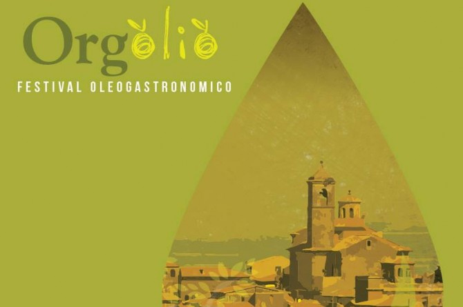 """Il 15 e 16 novembre a Vetralla """"Orgolio Festival"""": la festa dell'extravergine di oliva"""