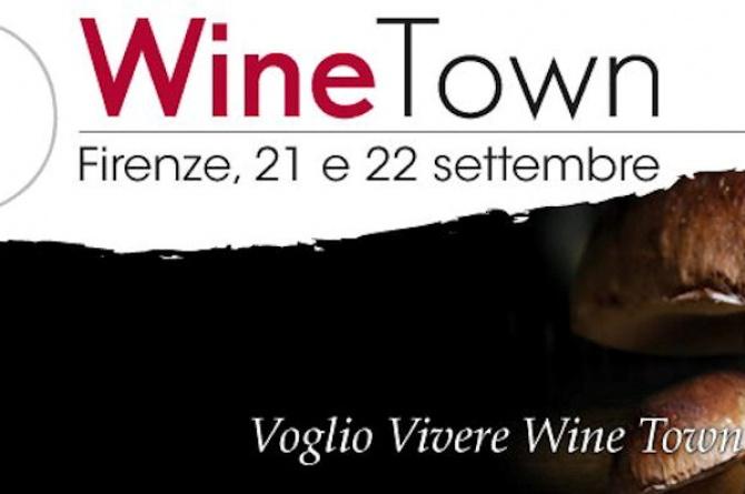 Wine Town a Firenze il 21 e 22 settembre 2012