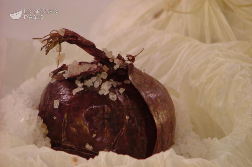 Cipolle al sale