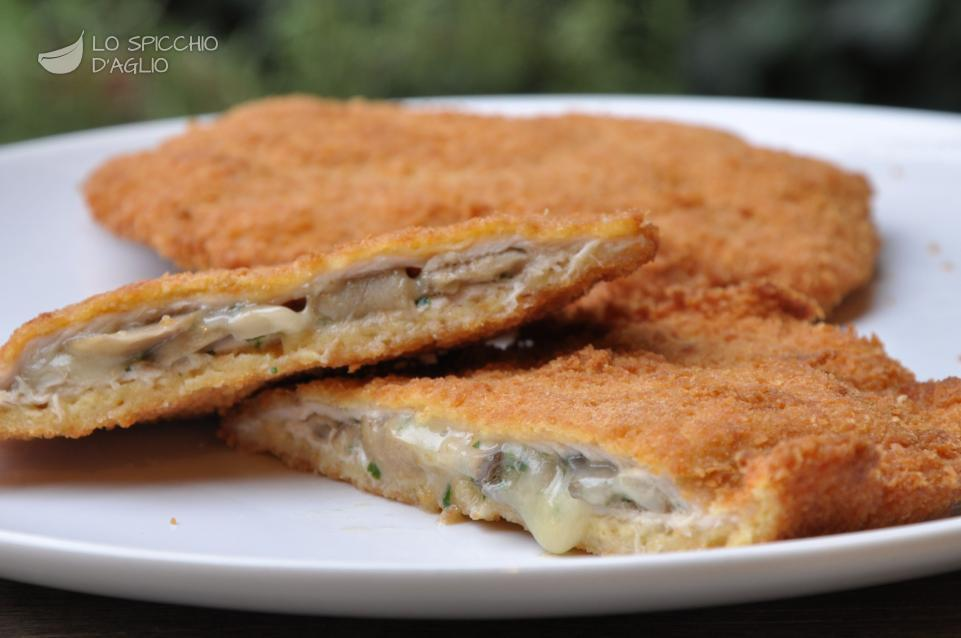 cotolettesorpresa Summer recipes: Cutlets surprise
