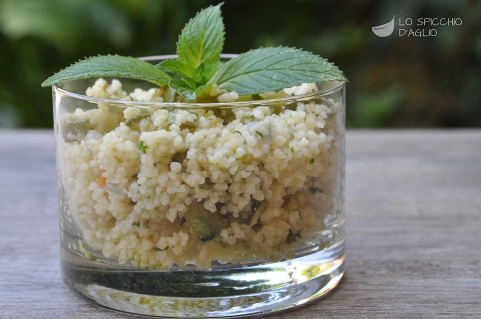 Cuscus alle zucchine