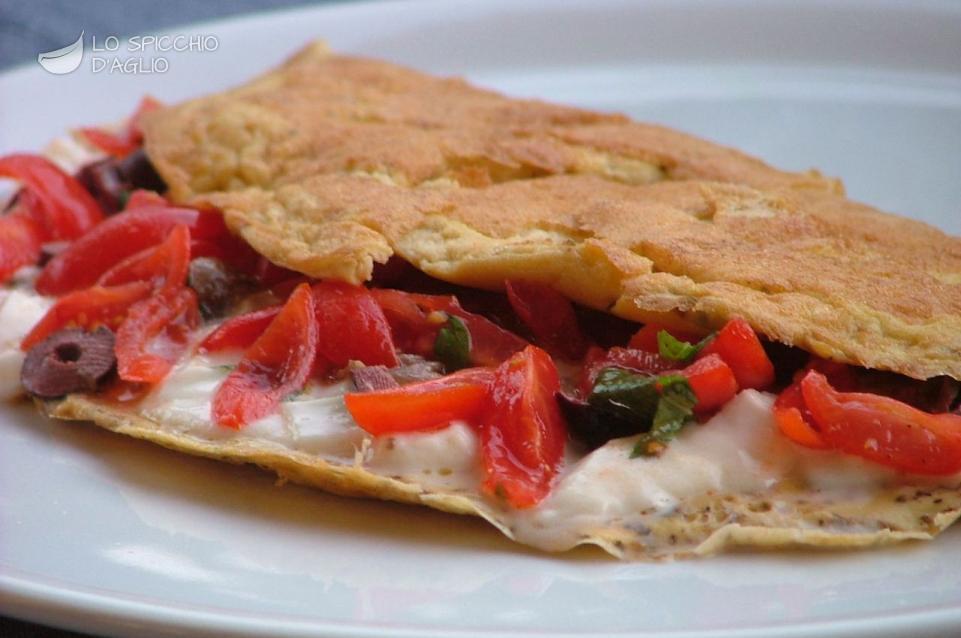Omelette Margherita
