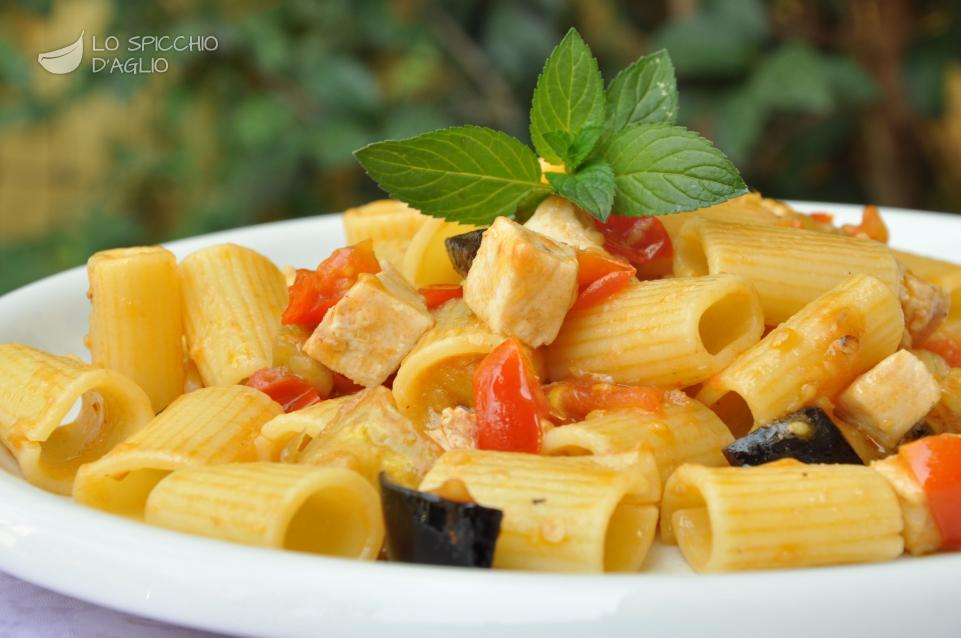 Ricetta pasta pesce spada e melanzane le ricette dello for Cucina primi piatti di pesce