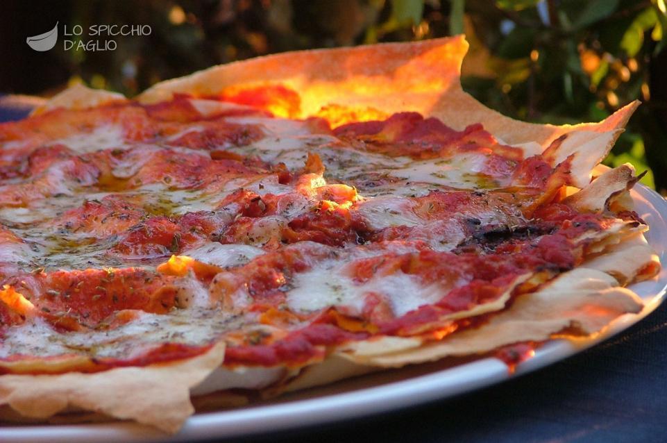 Pizza Carasau