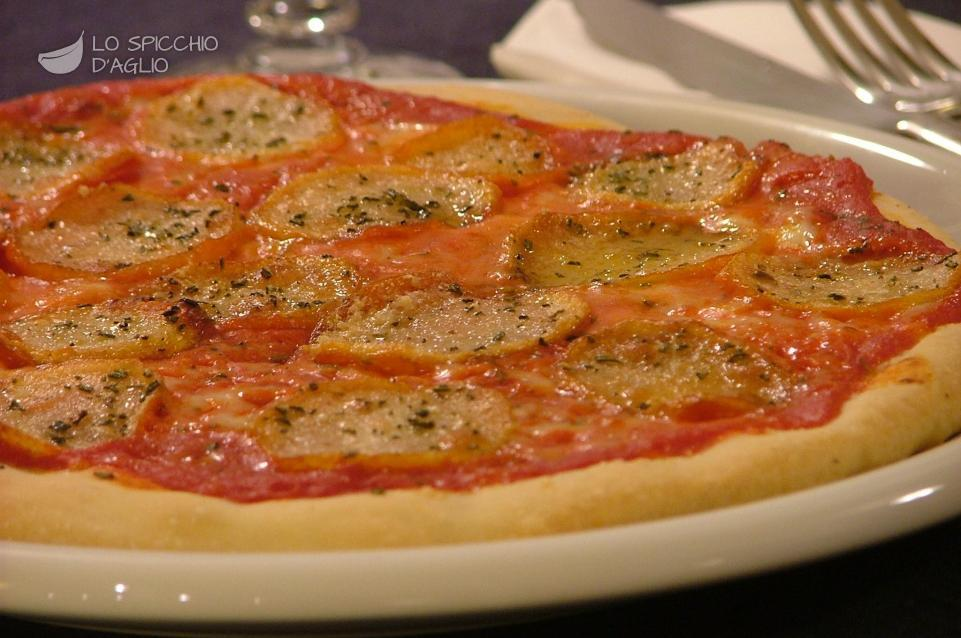 Pizza alle patate