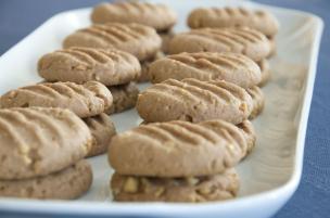 Biscotti agli arachidi