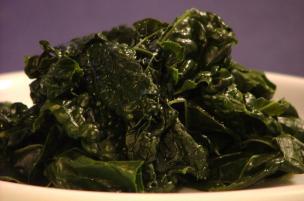 Cavolo nero aglio e olio