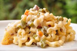 Ricetta Pasta al forno besciamella e asparagi