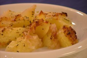 Patate cipolla e pecorino