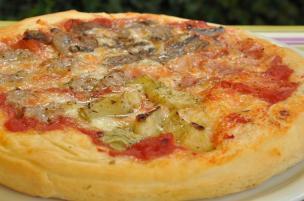 Pizza 4 stagioni