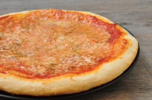 Pizza alla provola