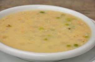 Zuppa di cavolo rapa